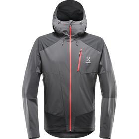 Haglöfs Skarn Hybrid Jacket Men True Black